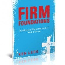 FIRM FOUNDATIONS STUDY BOOKLET. Indonesian Translation
